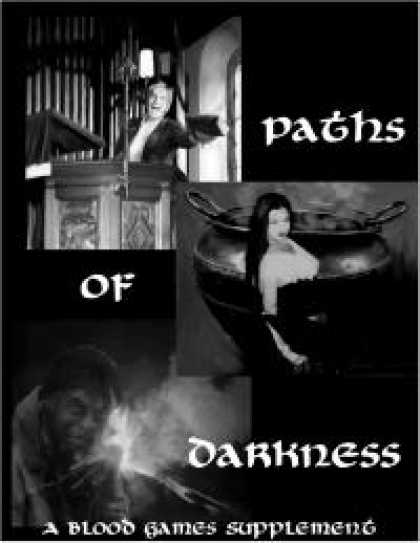 Role Playing Games - Paths of Darkness