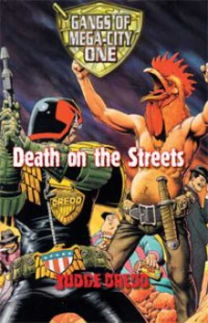 Role Playing Games - Death on the Streets