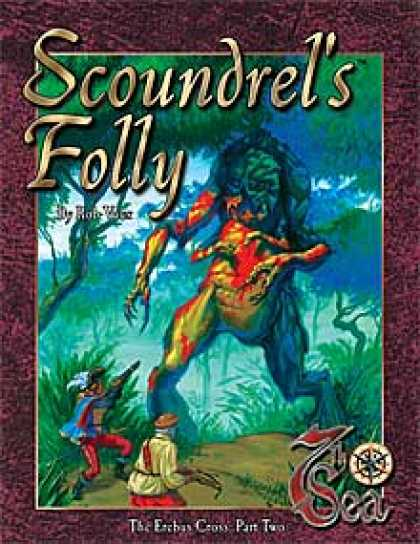 Role Playing Games - Scoundrel's Folly