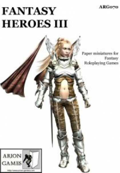 Role Playing Games - Fantasy Heroes III Set