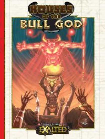 Role Playing Games - Houses of the Bull God