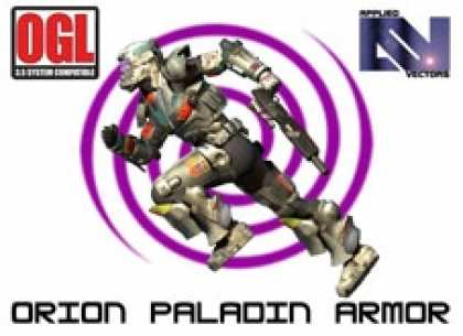 Role Playing Games - Orion Paladin Armor