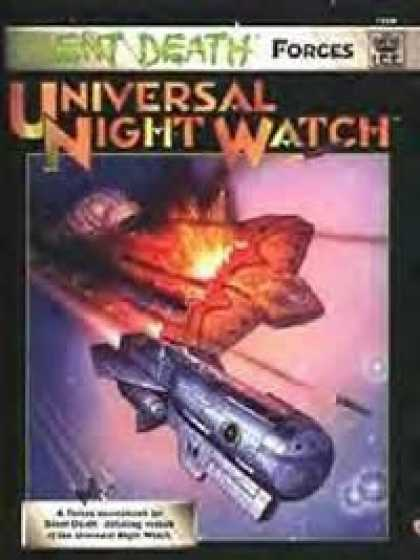 Role Playing Games - Universal Night Watch (Silent Death Forces book) PDF