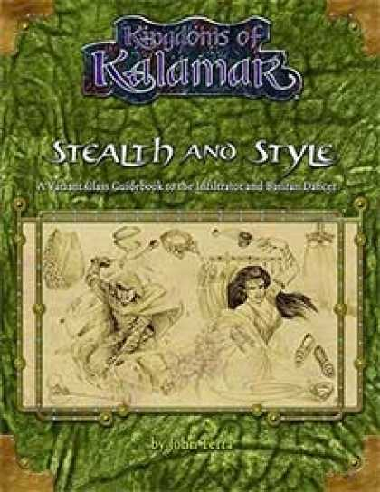 Role Playing Games - Stealth and Style