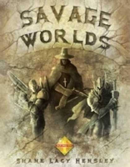 Role Playing Games - Savage Worlds Ruleset for Fantasy Grounds II
