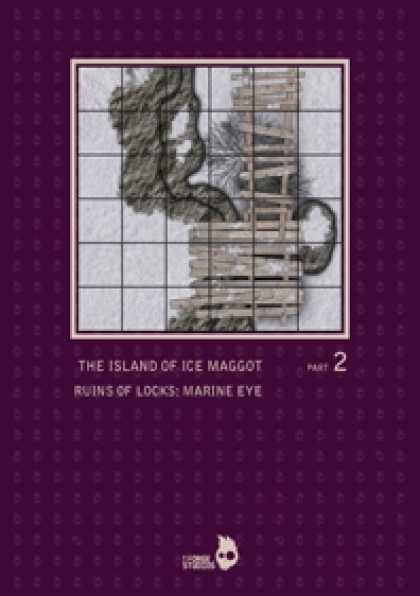 Role Playing Games - The Island Of Ice Maggot: Ruins Of Locks: Marine Eye