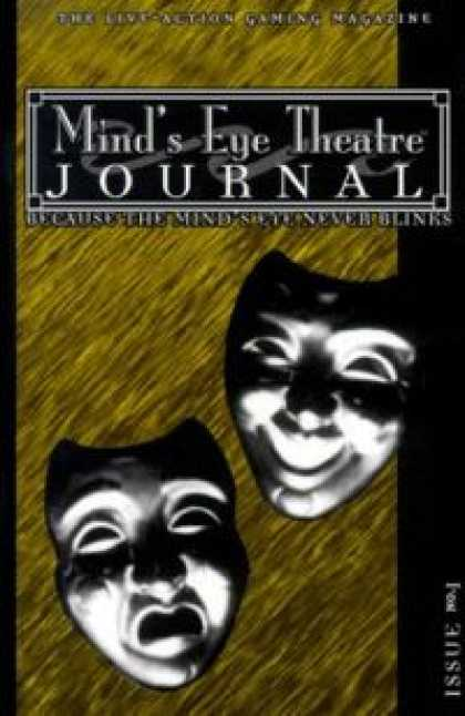 Role Playing Games - Mind's Eye Theatre Journal #1