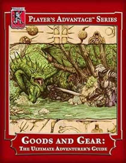 Role Playing Games - Goods and Gear: The Ultimate Adventurer's Guide