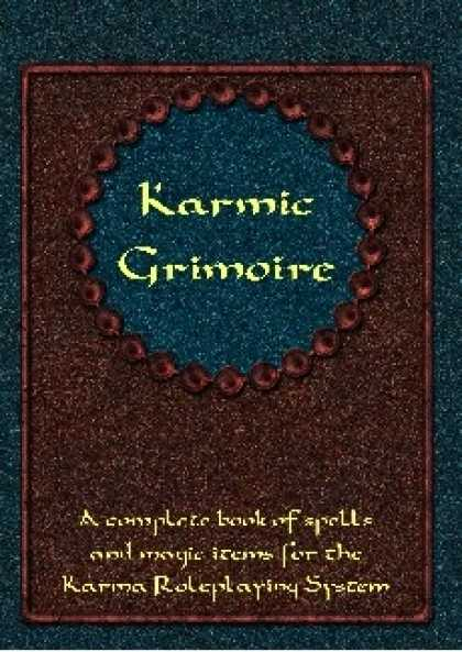 Role Playing Games - Karmic Grimoire