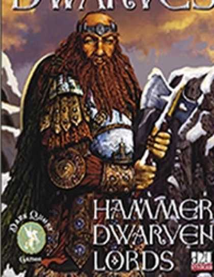 Role Playing Games - Hammer of the Dwarven Lords
