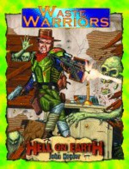 Role Playing Games - PEG6022 Waste Warriors