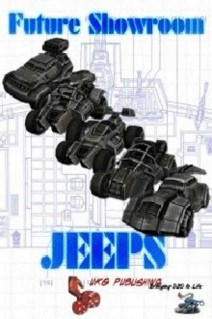 Role Playing Games - Future Showroom: Jeeps