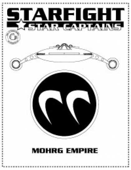 Role Playing Games - STARFIGHT, Mohrg Empire Captains