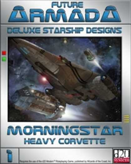 Role Playing Games - Future Armada: Morningstar