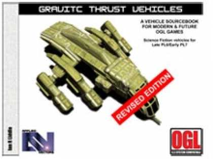 Role Playing Games - Gravitic Thrust Vehicles