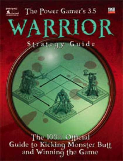 Role Playing Games - Power Gamer's 3.5 Warrior Strategy Guide