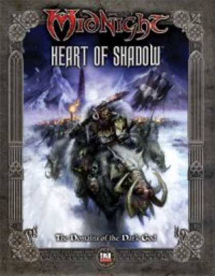 Role Playing Games - Heart of Shadow