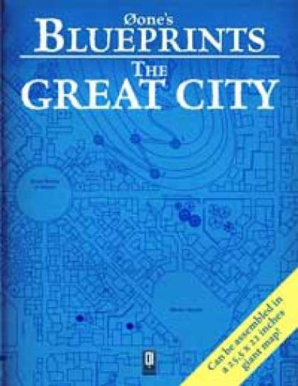 Role Playing Games - 0one's Blueprints: The Great City