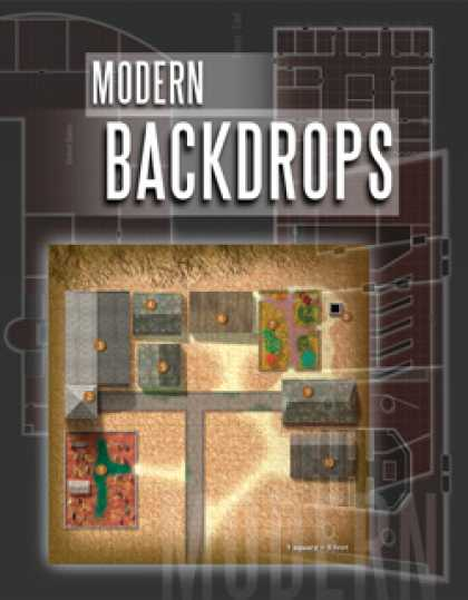 Role Playing Games - Modern Backdrops