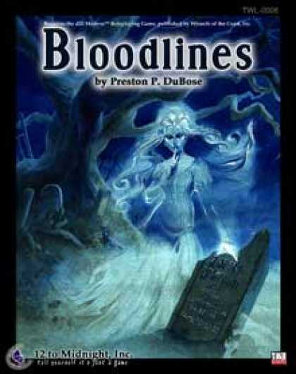 Role Playing Games - Bloodlines