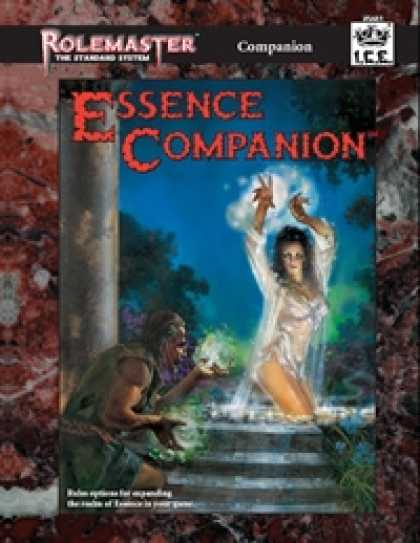 Role Playing Games - Essence Companion