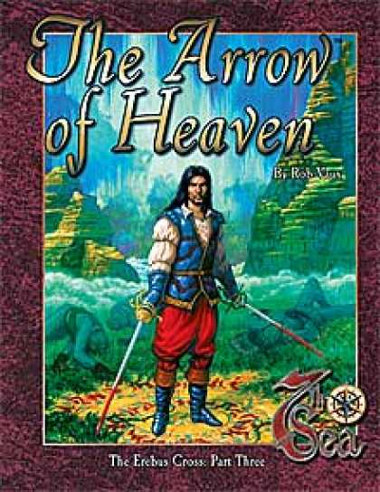 Role Playing Games - The Arrow of Heaven