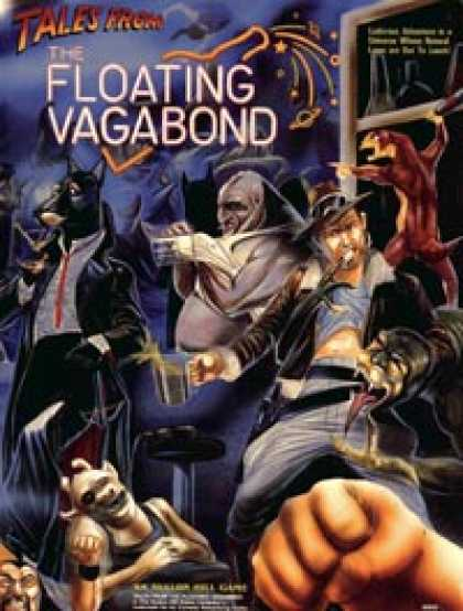 Role Playing Games - Tales From The Floating Vagabond