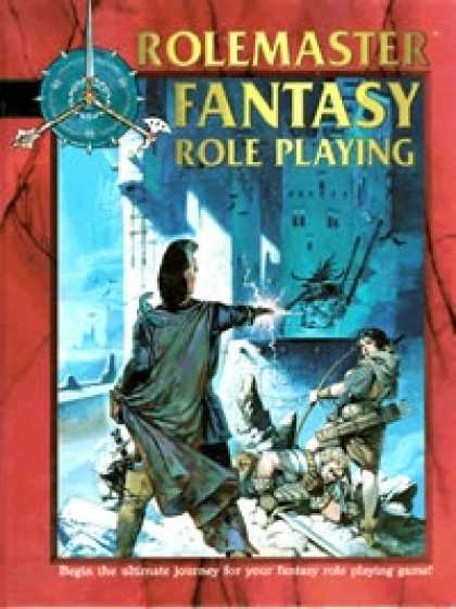 Role Playing Games - Rolemaster Fantasy Role Playing PDF