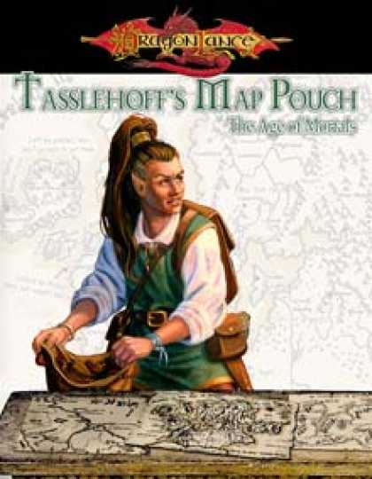 Role Playing Games - Tasslehoff's Map Pouch: The Age of Mortals