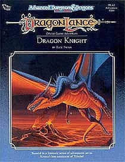 Role Playing Games - Dragon Knight