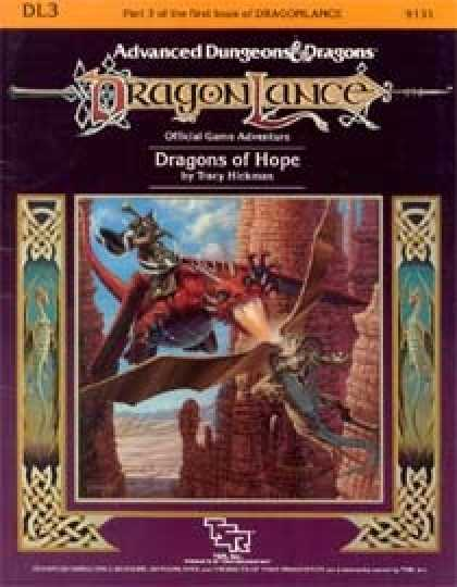Role Playing Games - Dragons of Hope