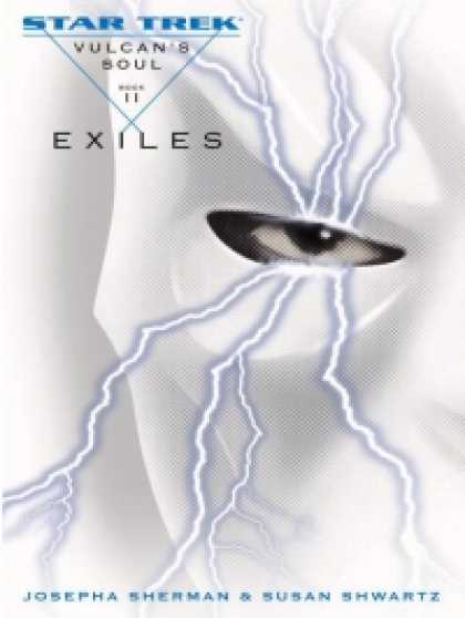 Role Playing Games - Star Trek: Vulcan's Soul Trilogy Book Two: Exiles