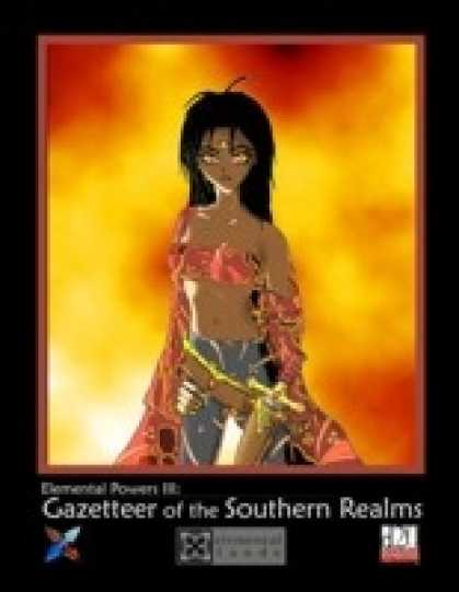 Role Playing Games - EPIII: Gazetteer of the Southern Realms