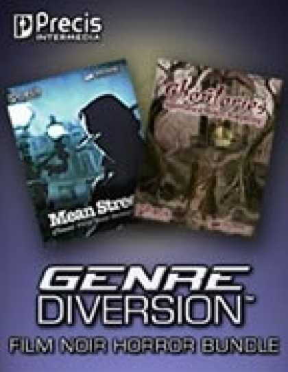 Role Playing Games - Film Noir Horror - Mean Streets/Ghostories [BUNDLE]
