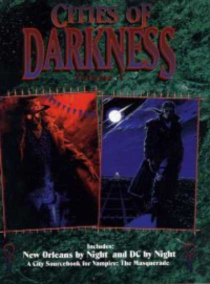 Role Playing Games - Cities of Darkness Volume 1 (WW2622)