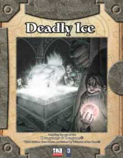 Role Playing Games - Deadly Ice