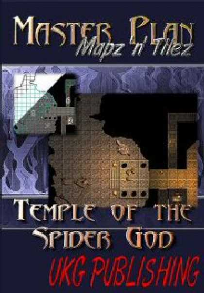 Role Playing Games - Mapz 'n' Tilez: Temple of the Spider God