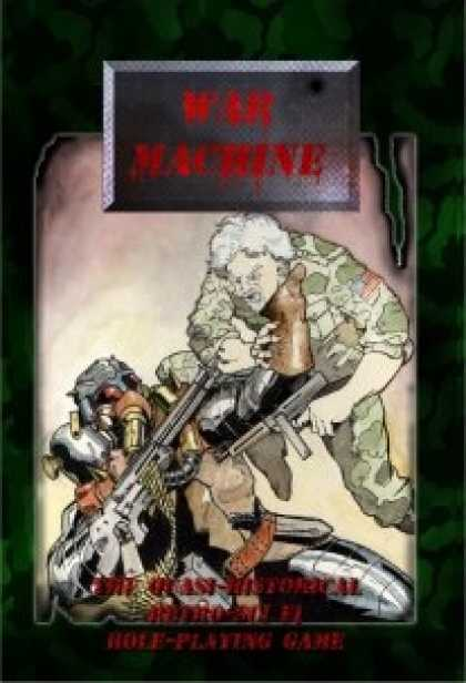 Role Playing Games - War Machine: Core Rules