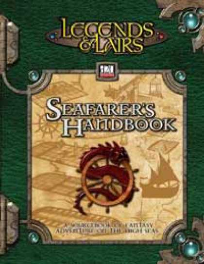 Role Playing Games - Seafarer's Handbook