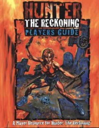 Role Playing Games - Hunter: Players Guide