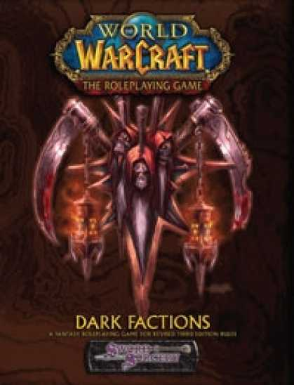 Role Playing Games - World of Warcraft: Dark Factions