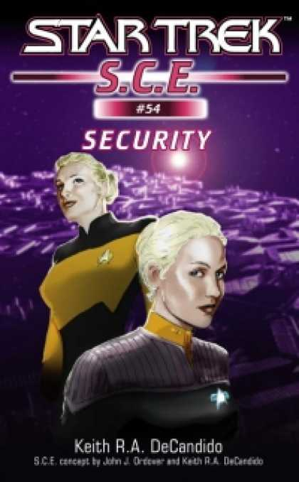 Role Playing Games - Star Trek: Starfleet Corps of Engineers #54: Security