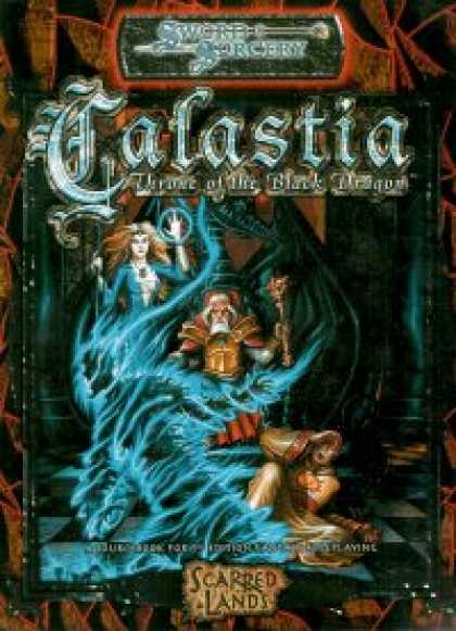 Role Playing Games - Calastia: Throne of the Black Dragon