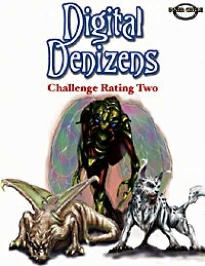 Role Playing Games - Digital Denizens: Challenge Rating Two