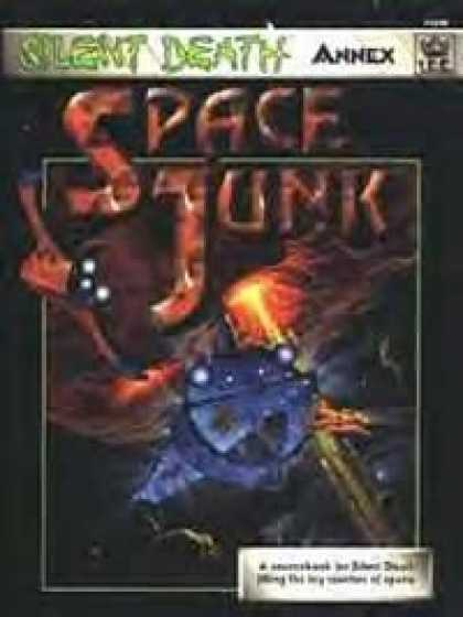 Role Playing Games - Space Junk (Silent Death Annex book) PDF