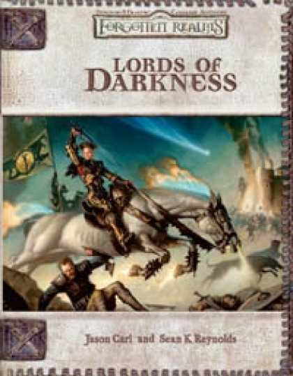 Role Playing Games - Lords of Darkness