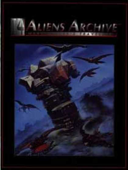 Role Playing Games - Aliens Archive