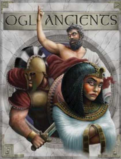Role Playing Games - OGL Ancients