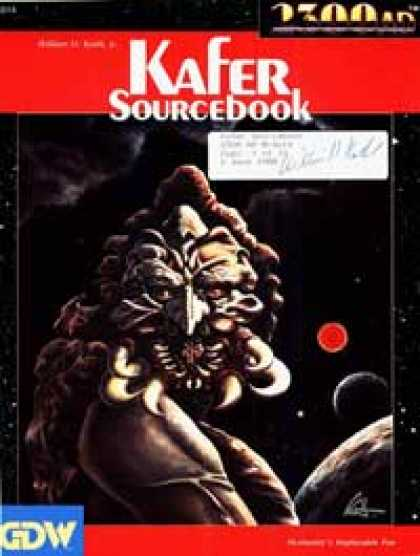 Role Playing Games - Kafer Sourcebook