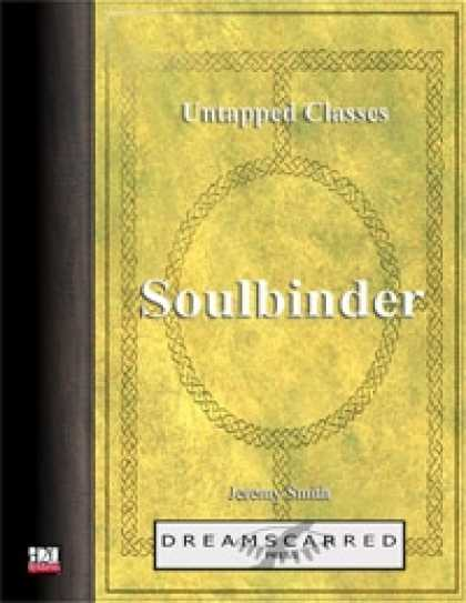 Role Playing Games - Untapped Classes: Soulbinder